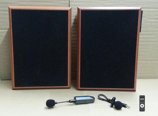 多媒体音箱JR-062