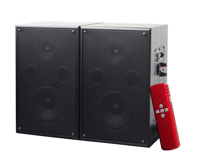 多媒体音箱JR-750